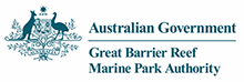 Australian Government - Great Barrier Reef Marine Park Authority logo