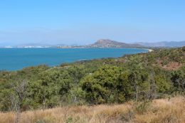 View to Castle Hill. Photo: Fiona O'Grady, Queensland Government.