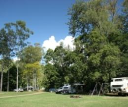 Cedar Grove camping area