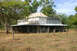 Old Laura Homestead. Photo: Queensland Government.