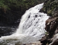 McKenzie Falls. Photo: Ian Holloway, Queensland Government