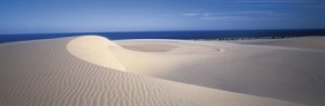 K'gari's vast sandblows demonstrate in perpetuity the World Heritage value of ongoing geological change.