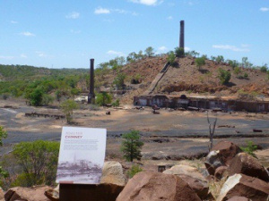 Chillagoe Smelters. Photo © Queensland Government.