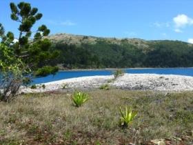 Denman Island.