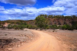 Dog Leg Crossing on the Palmer River. Photo: Queensland Government