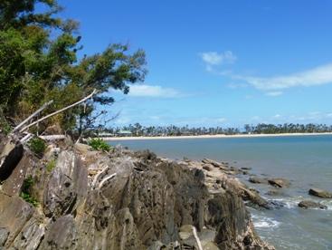 Brammo Bay, Dunk Island. Photo: William White, Queensland Government
