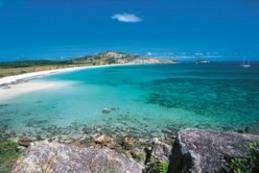 Watsons Bay, Lizard Island, Queensland. Photo: Tourism Queensland.