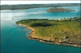 Possession Island is remote. Photo: Queensland Government.