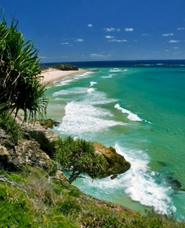 Enjoy the mild subtropical climate of Minjerribah. Photo courtesy of Tourism and Events Queensland.