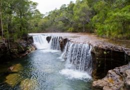 Eliot Falls. Photo: Adam Creed, Queensland Government.