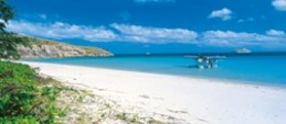 Several commercial operators travel to Lizard Island, Queensland. Photo: Tourism Queensland.