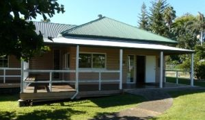 Located in the original and replica Benevolent Asylum buildings the North Stradbroke Island Historical Museum gives and insight into early life on the island.