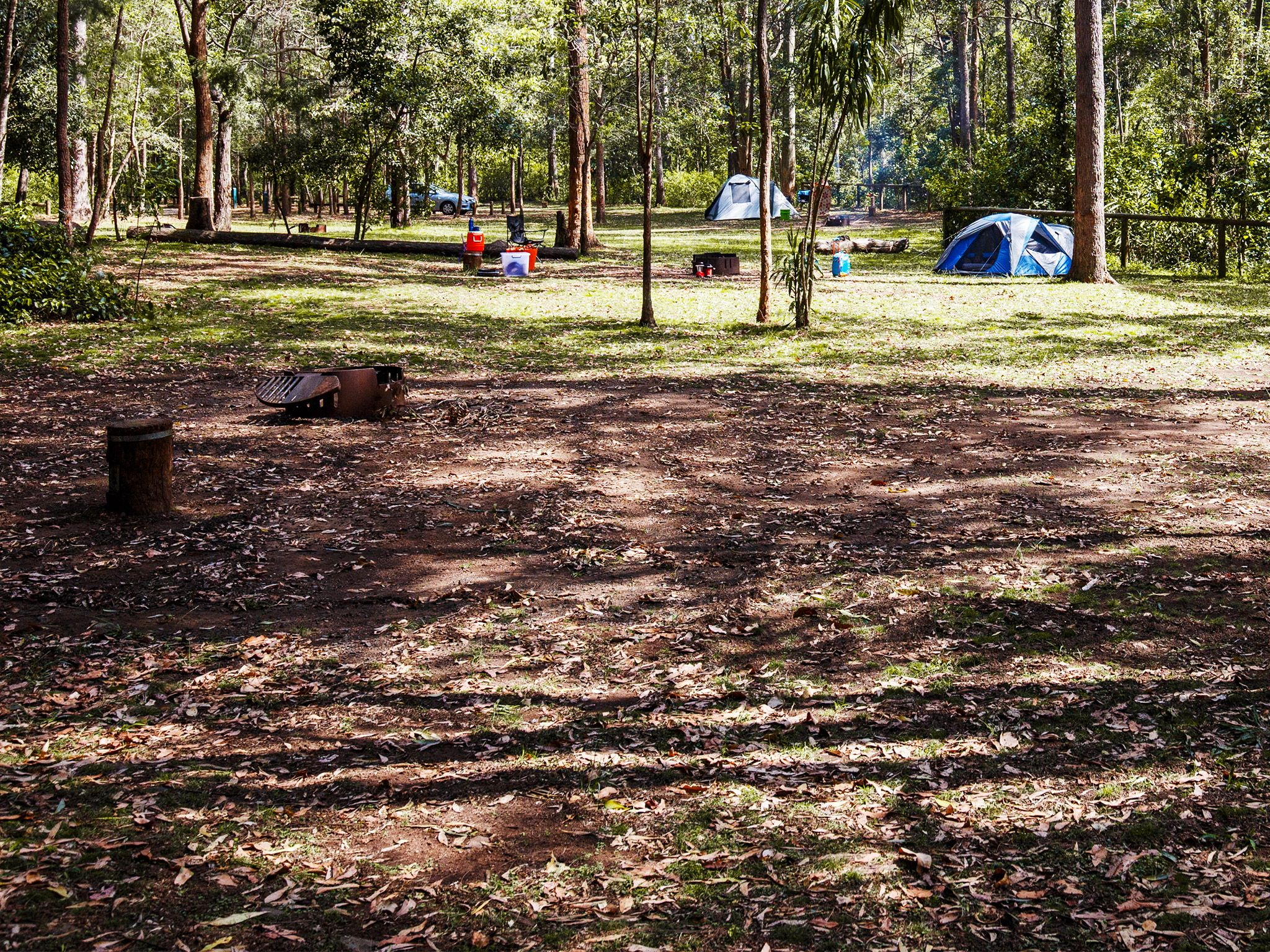 Archer Camping Area D Aguilar National Park Parks And Forests Department Of Environment And Science Queensland