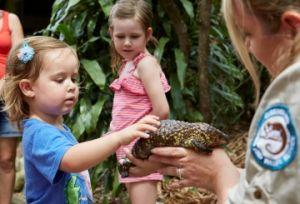 Photo: Maxime Coquard, Queensland Government.