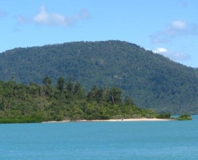 Tancred Island. Photo: Jae Milowski, Queensland Government