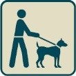 Dogs permitted on leash