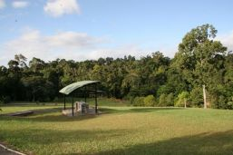 Speewah Conservation Park, an open rainforest-fringed grassy area, is adjacent to the Barron Gorge National Park. Photo: Tourism Kuranda.