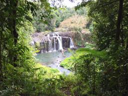 Wallicher Falls.